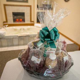 Basket of Local Amish Goodies